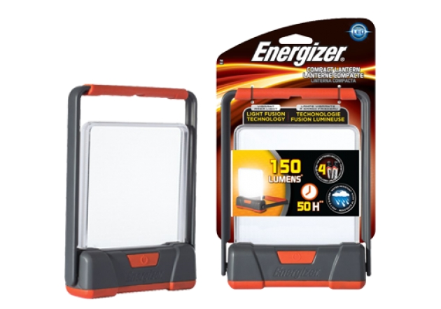 Energizer® with Light Fusion Technology Compact LED Lantern