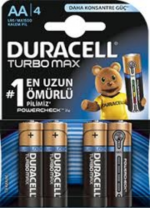 DURACELL-AA-TURBO MAX